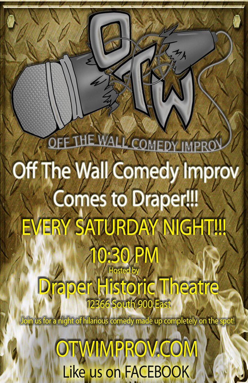 Off The Wall Comedy Improv